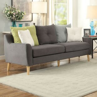 Affordable Appomattox Upholstered Sofa by Brayden Studio Reviews (2019) & Buyer's Guide