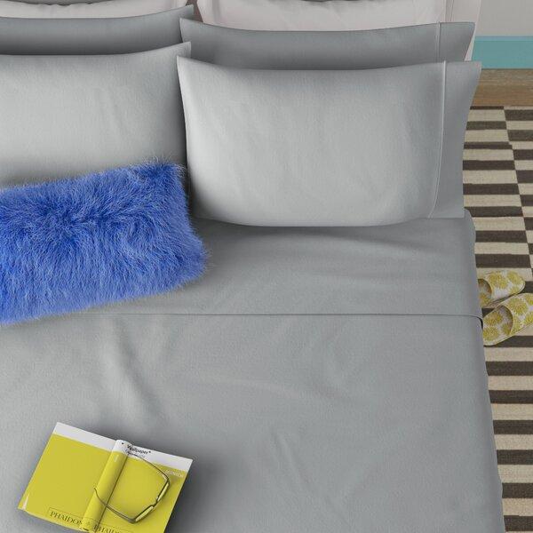 "BedHotel Bedding Sheet Set 4 PCs Egyptian 600 TC 15/"" Drop Extra Color-Size"