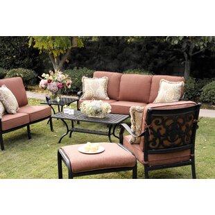 Mccraney 6 Piece Sofa Set with Cushions