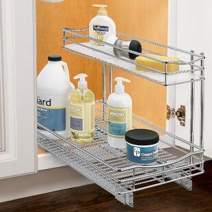 Lynk Professional® Slide Out 11.5 x 18 Under Sink Cabinet Organizer