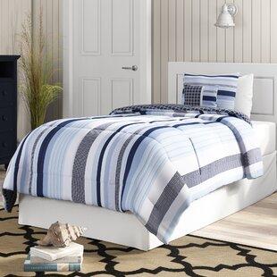 Upton Cheyney Stripe Comforter Set by Birch Lane™ Heritage