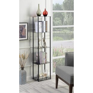 Edwin Etagere Bookcase by Zipcode Design Cheap