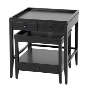 Bleeker 2 Piece Nesting Tables