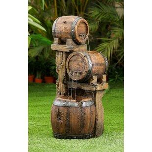 Jeco Inc. Resin Barrel Fou..