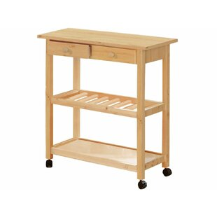 Rayshawn Serving Cart By Brambly Cottage