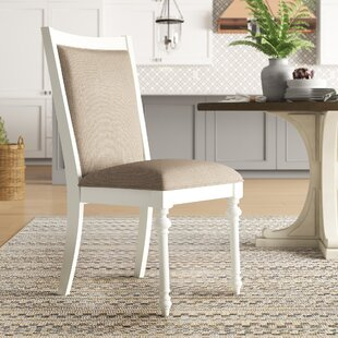 Novi Upholstered Dining Chair by Birch Lane™ Heritage Looking for