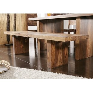 Duke Wood Bench By Massivmoebel24