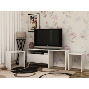 Affordable Price Lenora TV Stand for TVs up to 43 by Latitude Run Reviews (2019) & Buyer's Guide