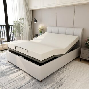 Mobley 748 Massaging Zero Gravity Adjustable Bed with Wireless Remote