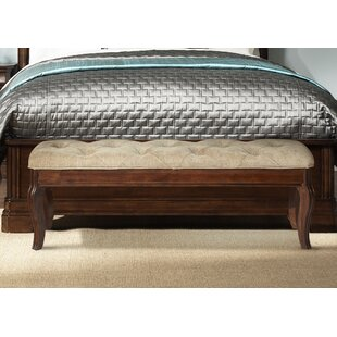 Darby Home Co Abe Fabric Storage Bench