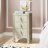 Clarens 3 Drawer Petite Chest by Willa Arlo Interiors