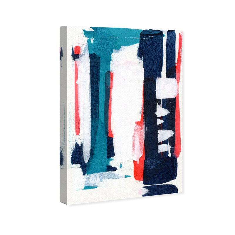 Perfect Couple Ii By Oliver Gal Piece Wrapped Canvas Graphic Art Print Set Reviews Allmodern