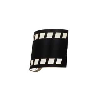 Top 2-Light Tinseltown Filmstrip Wall Sconce By Meyda Tiffany