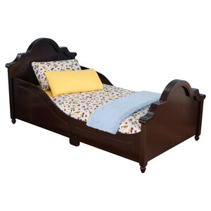 Raleigh Toddler Sleigh Bed by KidKraft