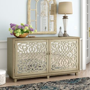 Kapp 2 Door Credenza Accent Cabinet by One Allium Way