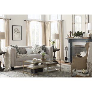 Alvar 3 Piece Coffee Table Set
