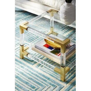 Jonathan Adler Jacques 2 Tier Accent Table