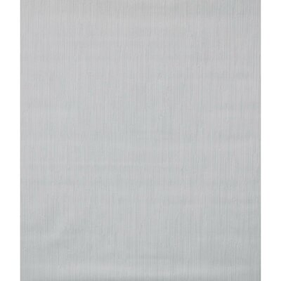"""York Wallcoverings Threads Paintable 33' x 21"""" Solid Wallpaper Roll"""