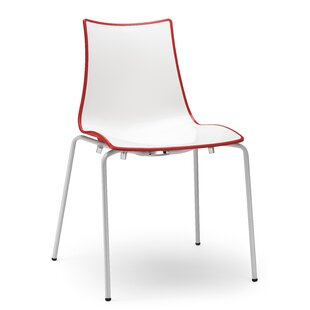 Squires Colour Polymer Seated Dining Chair By Mercury Row