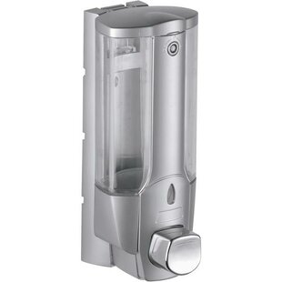 Knecht Wall Mounted Pump Soap And Lotion Dispenser With Lock System
