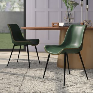 Rylee Upholstered Dining Chair (Set of 2)..