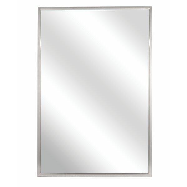 Ewell Angle Frame Wall Mirror | Wayfair