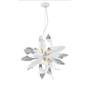 Bloom 6-Light Pendant by Z..