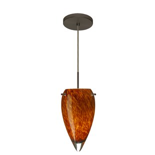 Besa Lighting Juli 1-Light Novelty Pendant
