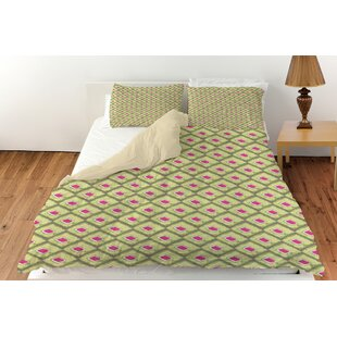 Butterfly Diamond Duvet Cover Collection