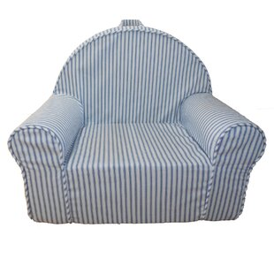 Coupon My First Stripe Personalized Chair By Fun Furnishings