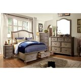 Viveros 4 Piece Bedroom Set (Set of 5) by Canora Grey