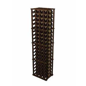 Designer Series 80 Bottle Floor Wine Rack by Wine Cellar Innovations