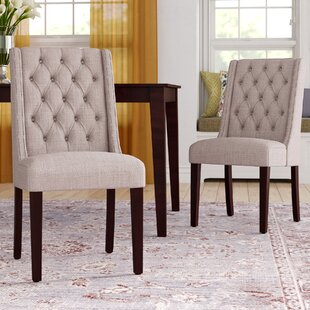 Darby Home Co Henriette Upholstered Dining Chair (Set of 2)