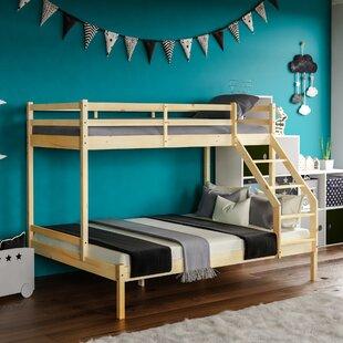 Sydney Triple Sleeper Bunk Bed By Harriet Bee