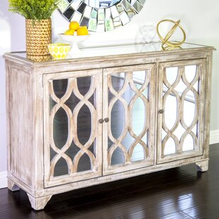 Comparison Higginsville Buffet Table By Bungalow Rose