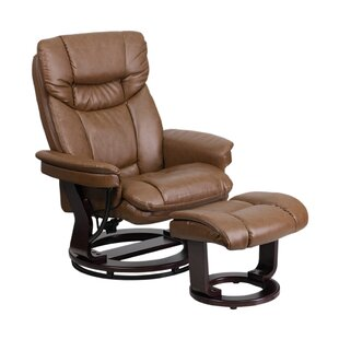 Find Mateo Manual Swivel Recliner with Ottoman by Latitude Run Reviews (2019) & Buyer's Guide