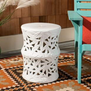Swanson Garden Stool by Canora Grey