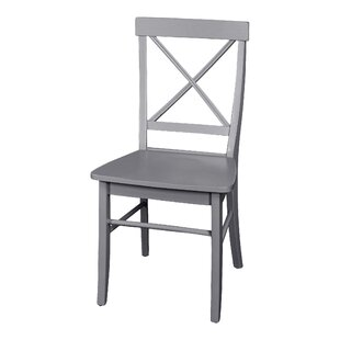 Brookwood Solid Wood Side Chair (Set of 2)