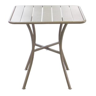 Steel Bistro Table By Sol 72 Outdoor
