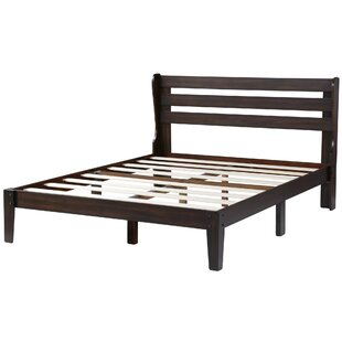 Elijah Wood Storage Platform Bed