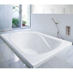 Hallmark 60 inch  x 32 inch  Soaking Bathtub