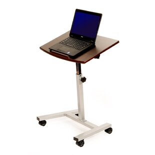 Tilting Mobile Adjustable Standing Desk
