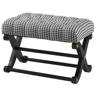 Windsor Upholstered Bench by Reual James