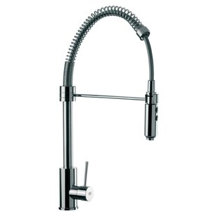 Remer by Nameek's Pull Down Single Handle Kitchen Faucet