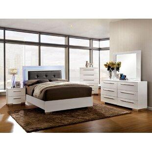 Havilland Queen 5 Piece Bedroom Set by Orren Ellis