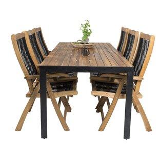 Buy Cheap Stian 6 Seater Dining Set
