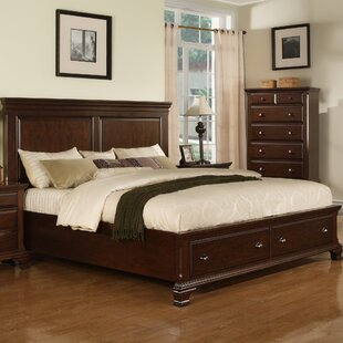 Plattsburgh Panel Bed