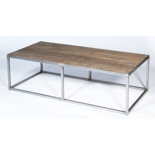 Vintage Coffee Table by REZ Furniture Best