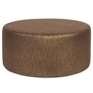 Alas Round Ottoman by Everly Quinn