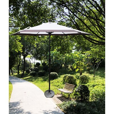 Basden 9 Market Umbrella by Canora Grey Fresh